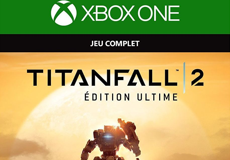 [Expiré] Bon Plan : Titanfall 2 Ultimate Edition à 6 euros sur Xbox One !!!